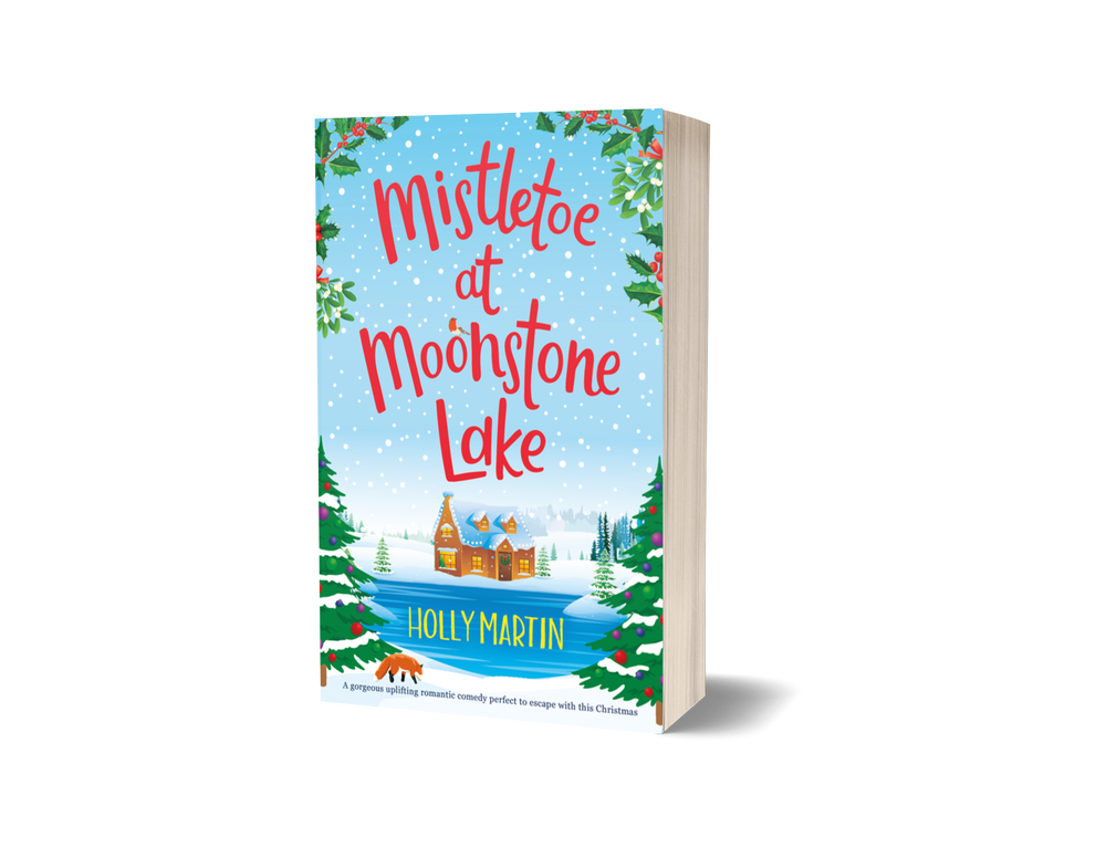 Image of Preorder your signed copy of Mistletoe at Moonstone Lake