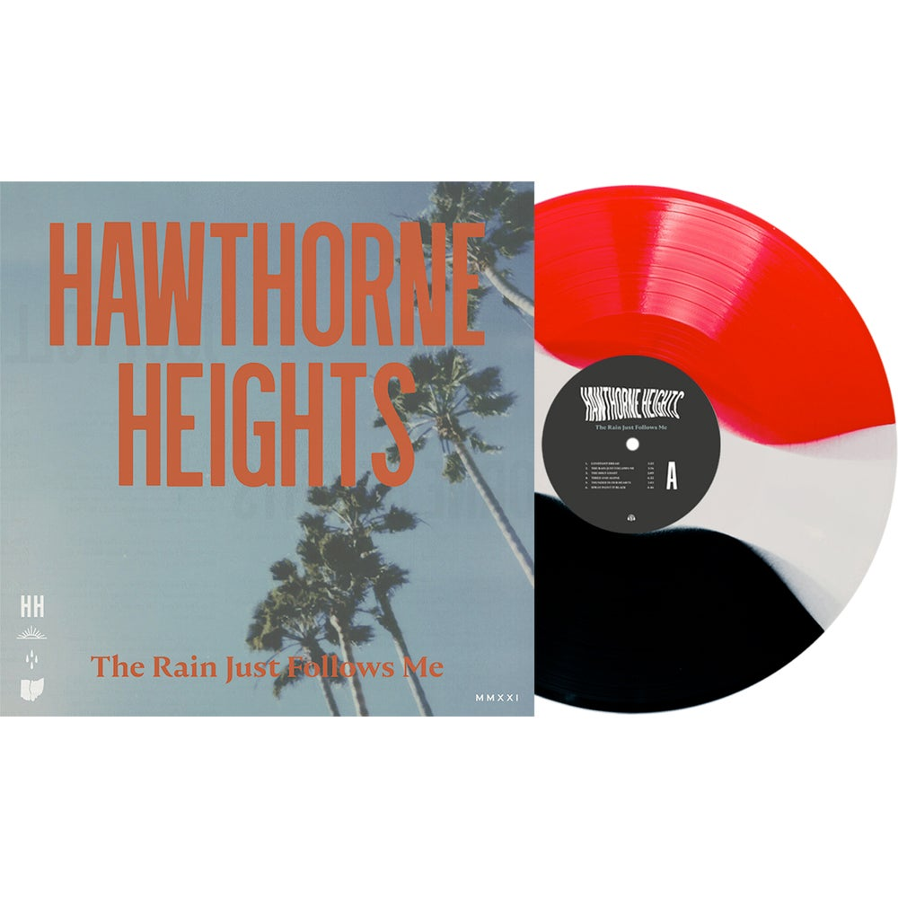 Image of Hawthorne Heights - The Rain Just Follows Me