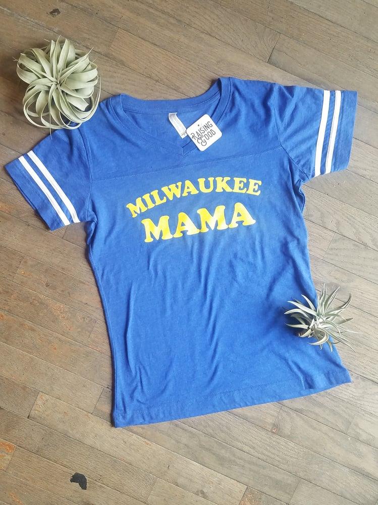 Image of Milwaukee Mama Tee