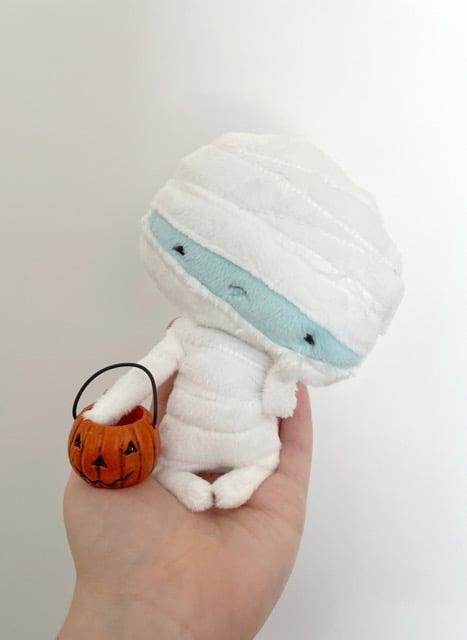 Image of Tiny Mummy