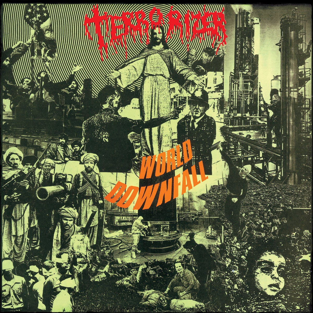 Image of TERRORIZER - World Downfall LP