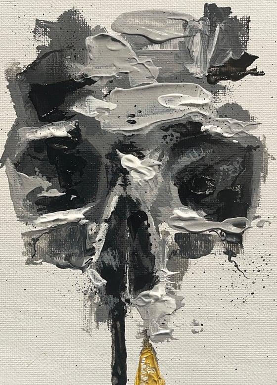 Image of Textured Skull