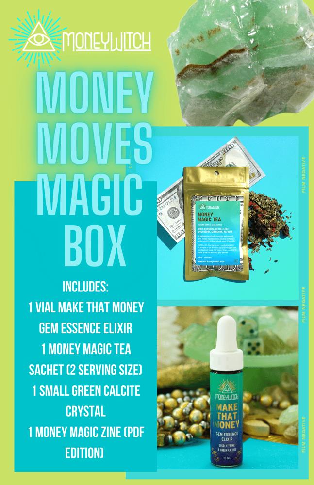 Image of Money Moves Magic Box
