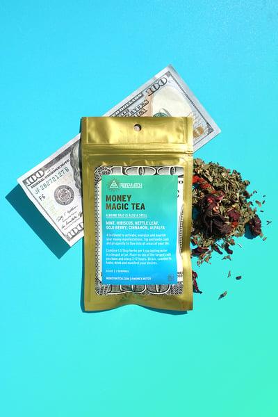 Image of Money Magic Tea Mini