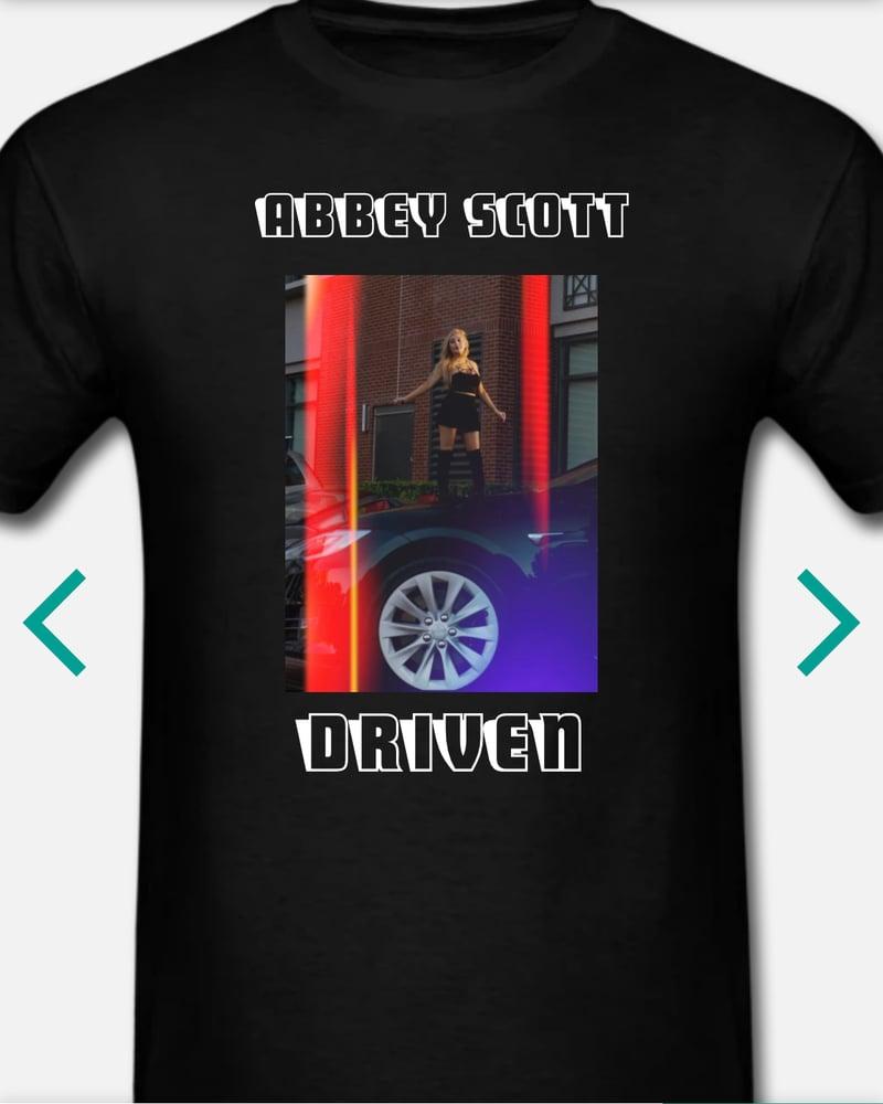 Image of DRIVEN Album T-Shirt