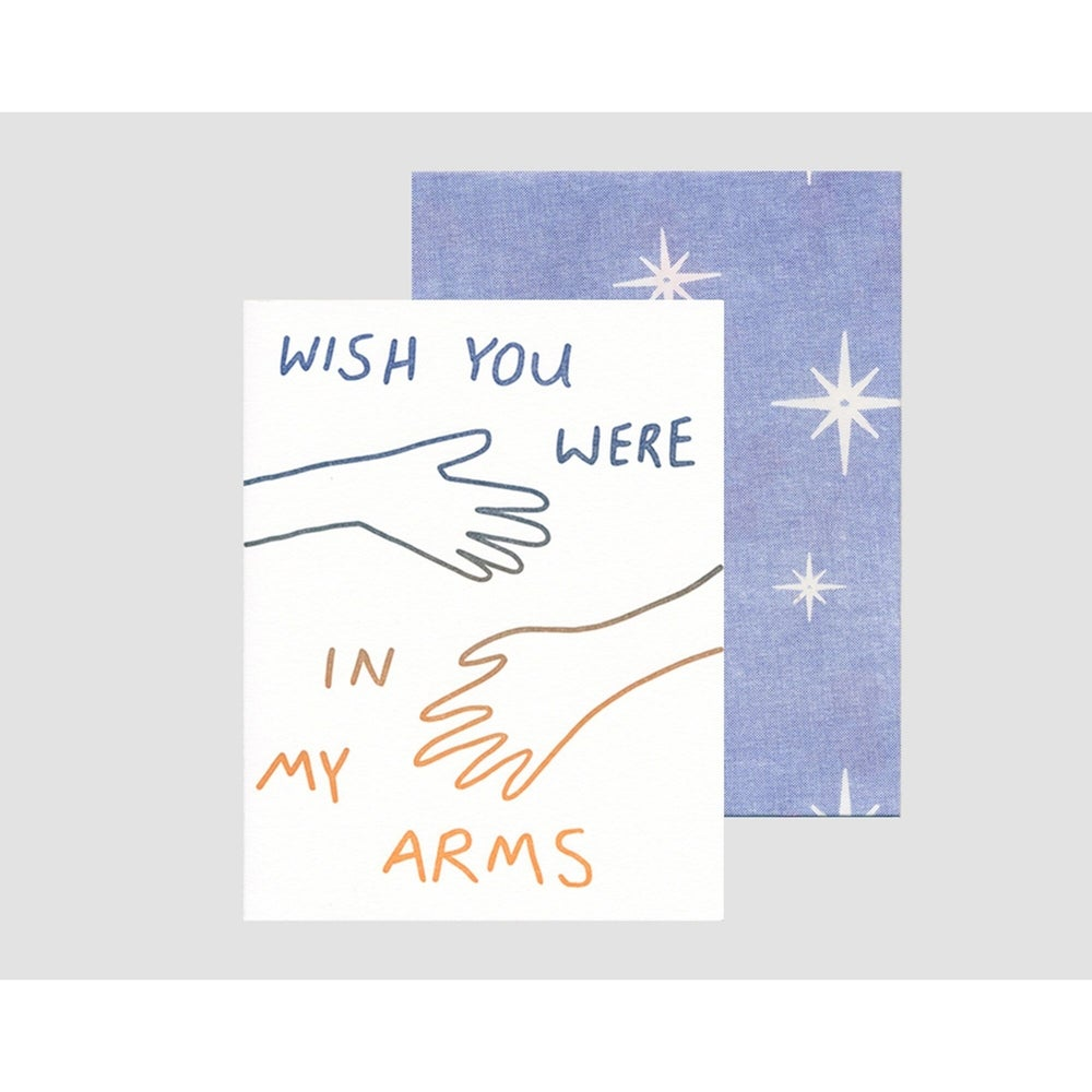 Image of In My Arms Card