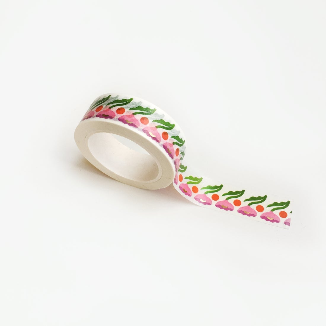 Image of April Flowers Washi Tape