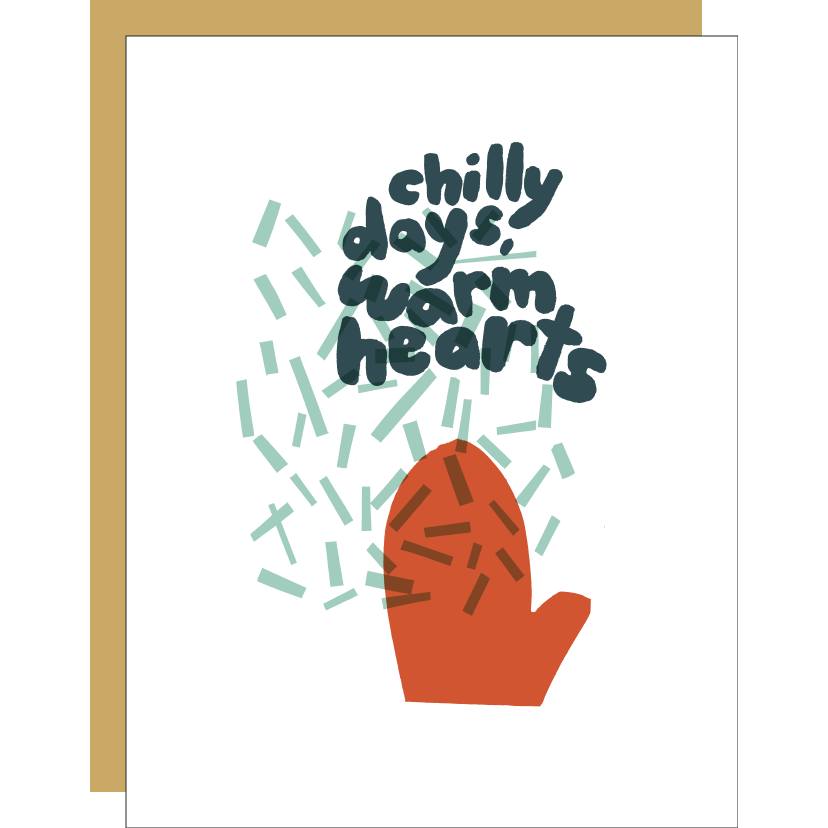 Image of Chilly Days Card