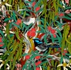 'Superb Blue Wrens' Print
