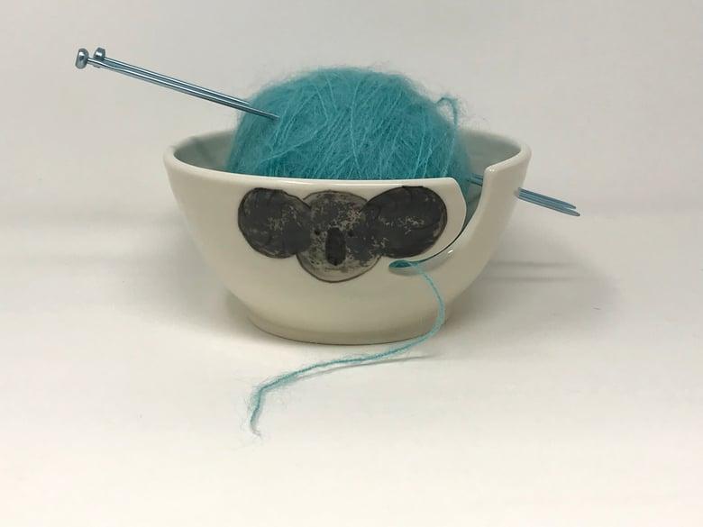 Image of Koala Yarn Bowl, Medium