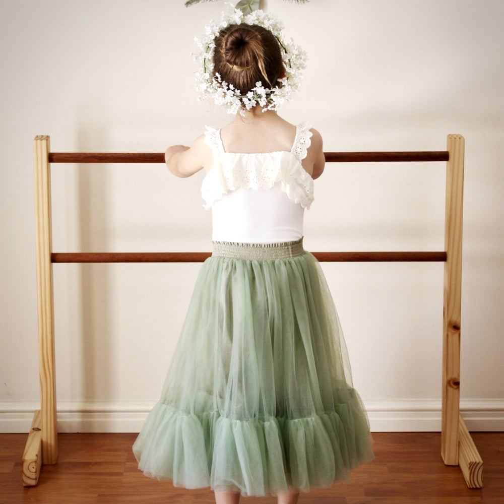 Image of Wooden Ballet Barre PREORDER CHRISTMAS