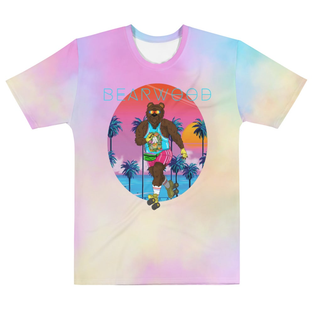 Image of Cotton Candy Tie Dye Shirt