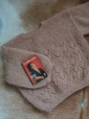 Image of -- KIT : GOLDEN SWEATER Tailles 1 & 2 -- PRE-COMMANDE