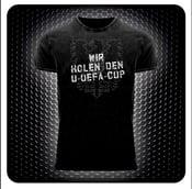"Image of T-Shirt ""EUROPATOUR 2021/22"" ltd"