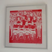 Image of Man U print