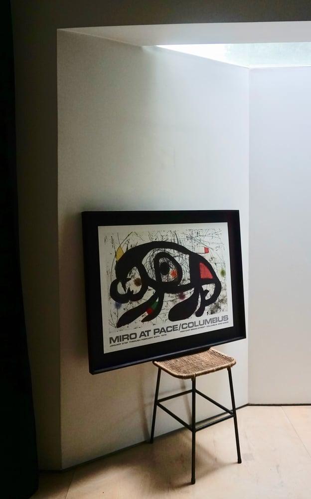 Image of miro / pace / columbus poster