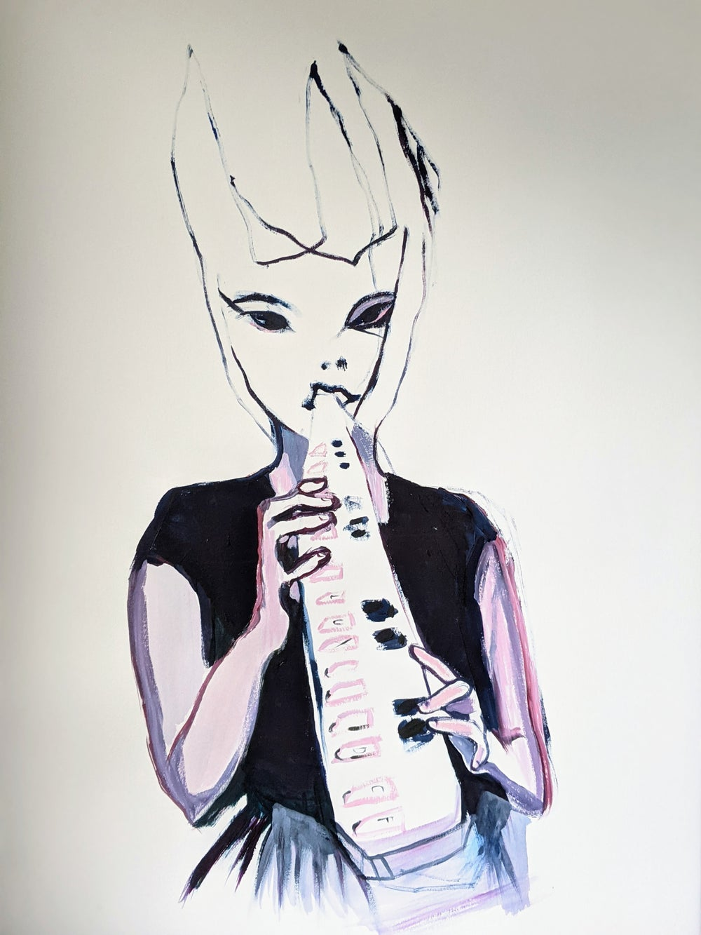 Image of Melodica bunny