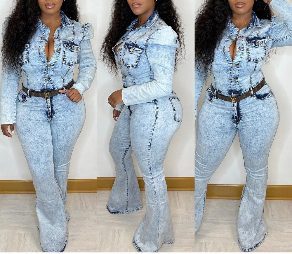 Image of Gia Jumpsuit