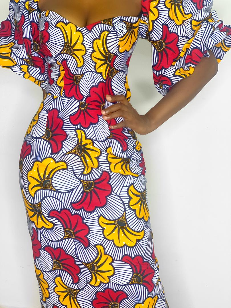 Image of MARCIA DRESS
