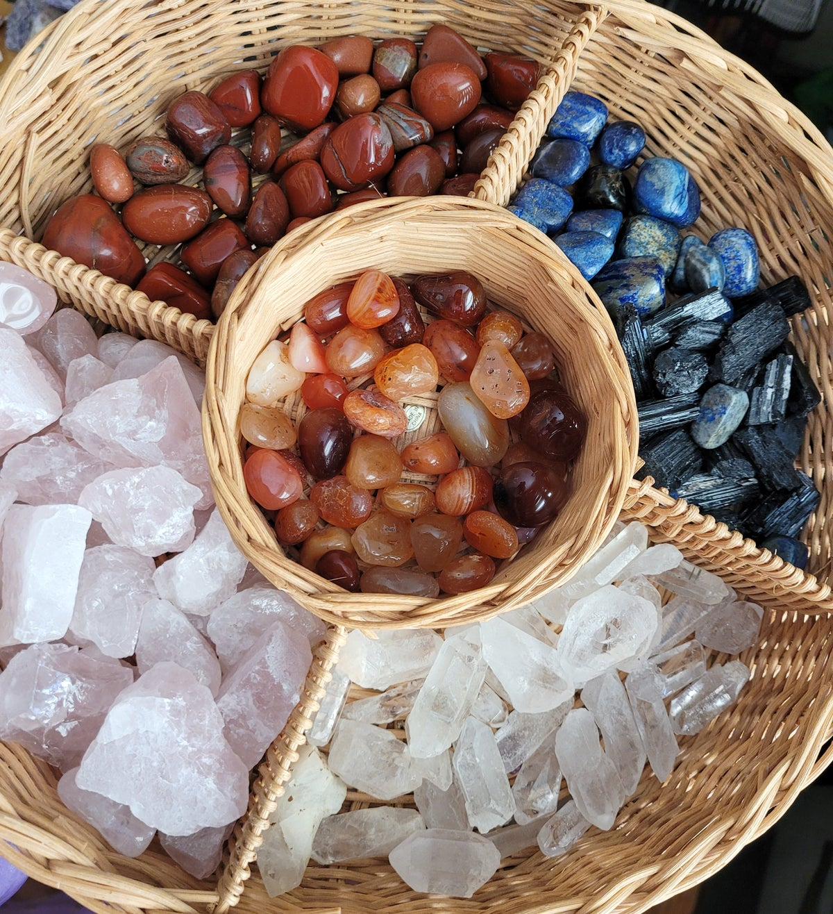 Image of $3 crystals