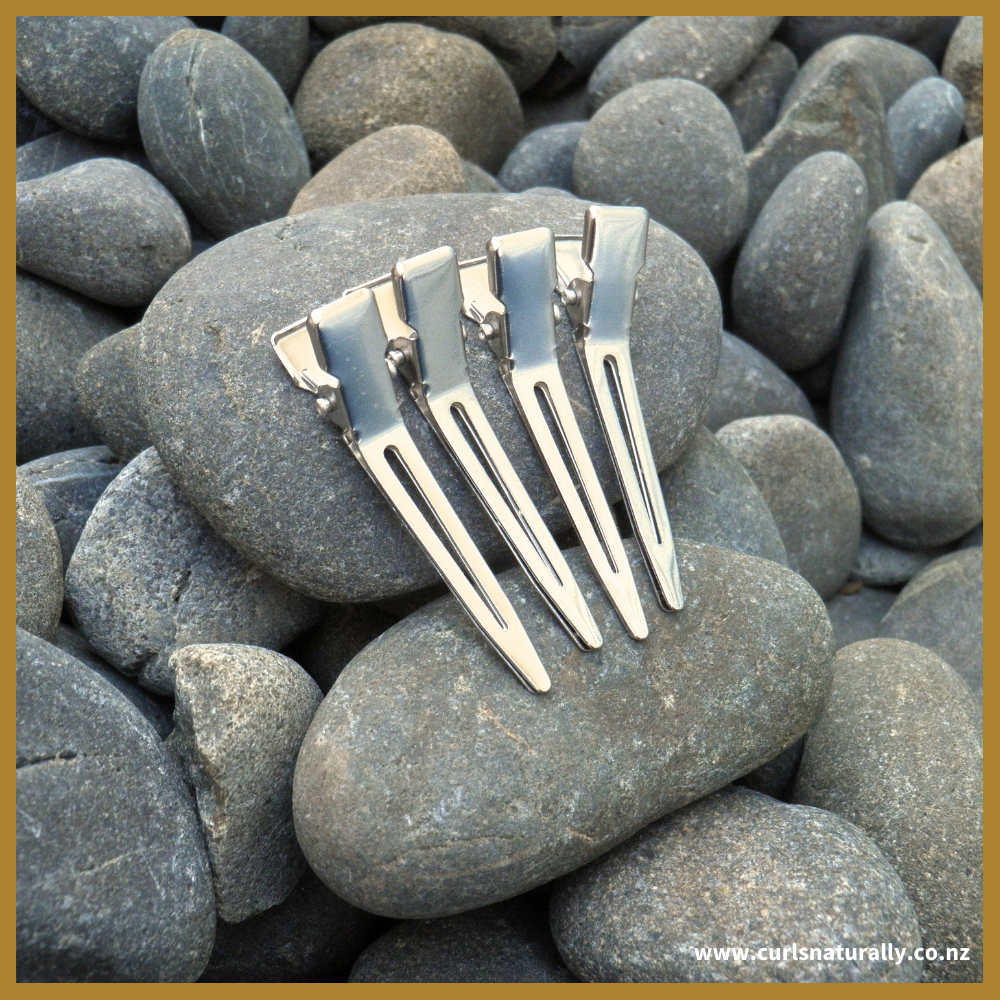 Image of Metal Pin Clips (aka. Root Clips)