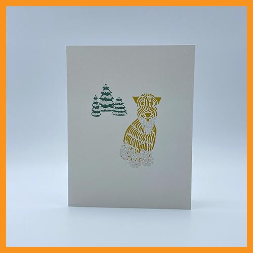 Image of WHEATEN SNOWBALLS - SINGLE CARD