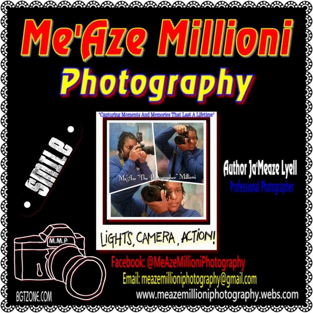 Image of ME'AZE MILLIONI PHOTOGRAPHY ~ SECURITY DEPOSIT