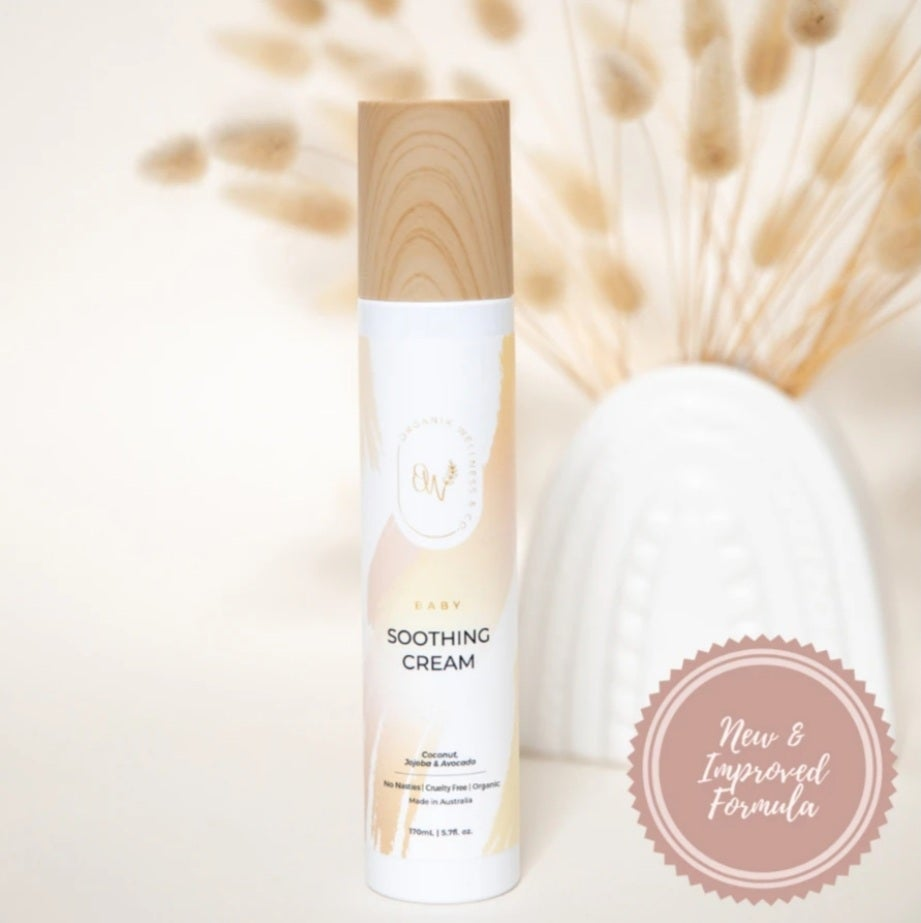 Image of Baby Soothing Cream