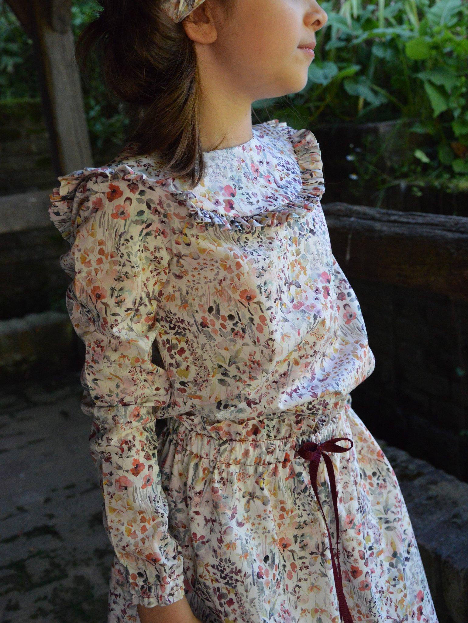 Image of blouse liberty felda
