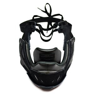 Image of SNEAKER MASK / HEAD PIECE AD CHAOS / BLACK