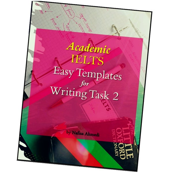 Image of Academic IELTS Easy Templates for Writing Task 2