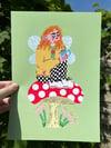 Fairy A4 Print
