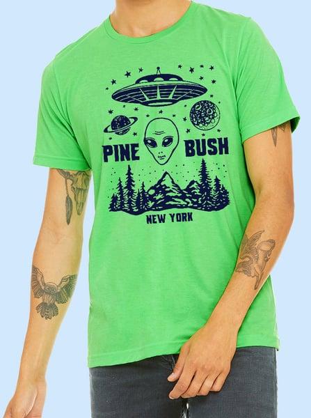 Image of Pine Bush Neon green