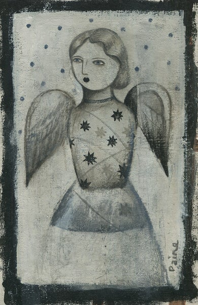 Image of Gothic - Wings And Stars