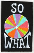 Image of So What