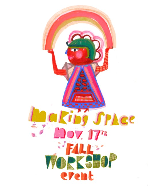 Image of Making Space One Day Workshop