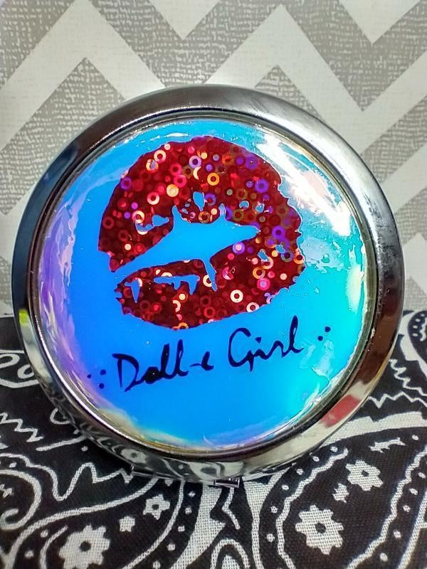 Image of DoLL-E Compact Mirror