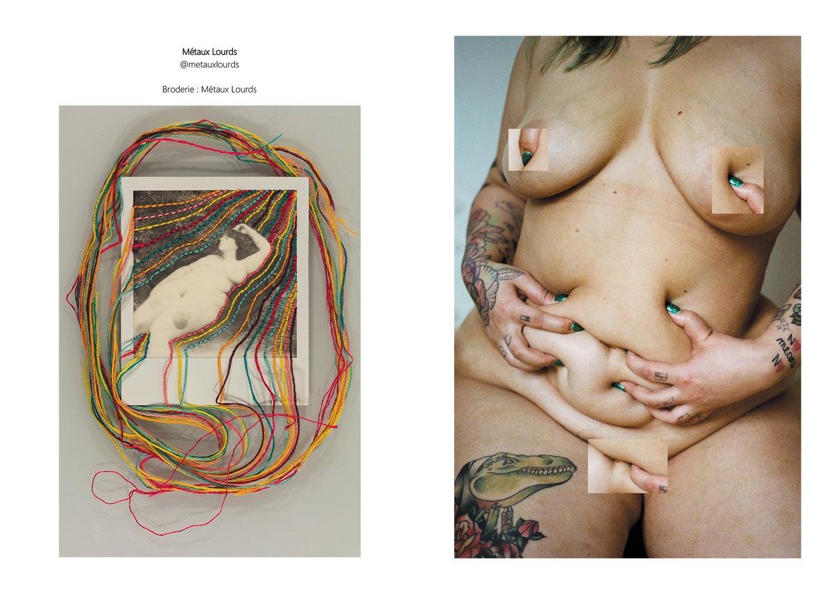 Image of Mini Polysème #12 - Mila Nijinsky - Perso·nare, mes rencontres photographiques