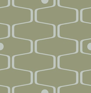 Image of Net and Ball - Olive
