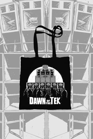 Image of Dawn of the Tek - tote bag ( small )