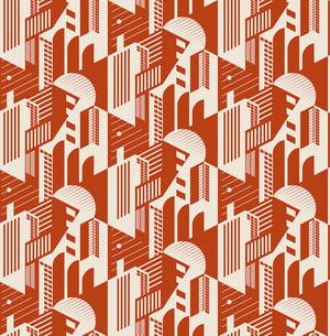 Image of Bauhaus - Harvest Orange