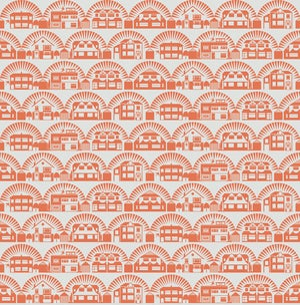 Image of Metroland - Harvest Orange