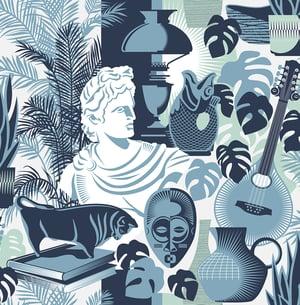 Image of Art Room - Chalkhill Blue
