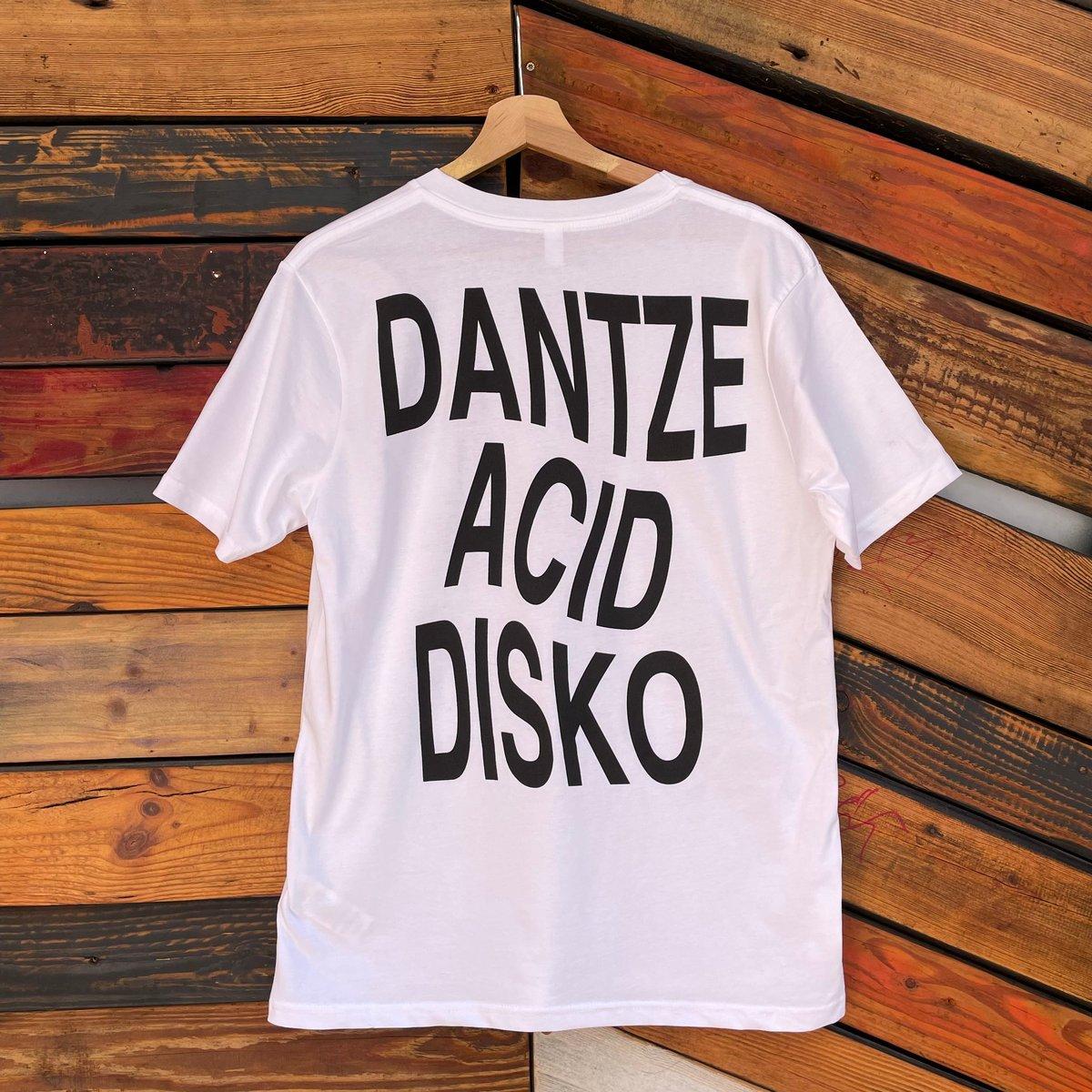 """Dantze Acid Disko"" Shirt white - by Dantze"