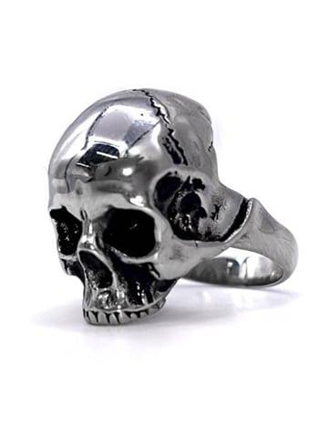 Image of MYSTICUM LUNA Hel Skull Ring