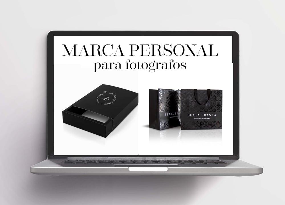 Image of TALLER DE MARCA PERSONAL PARA FOTOGRAFOS