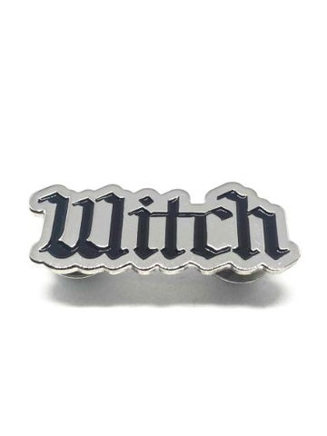 Image of MYSTICUM LUNA Witch Pin