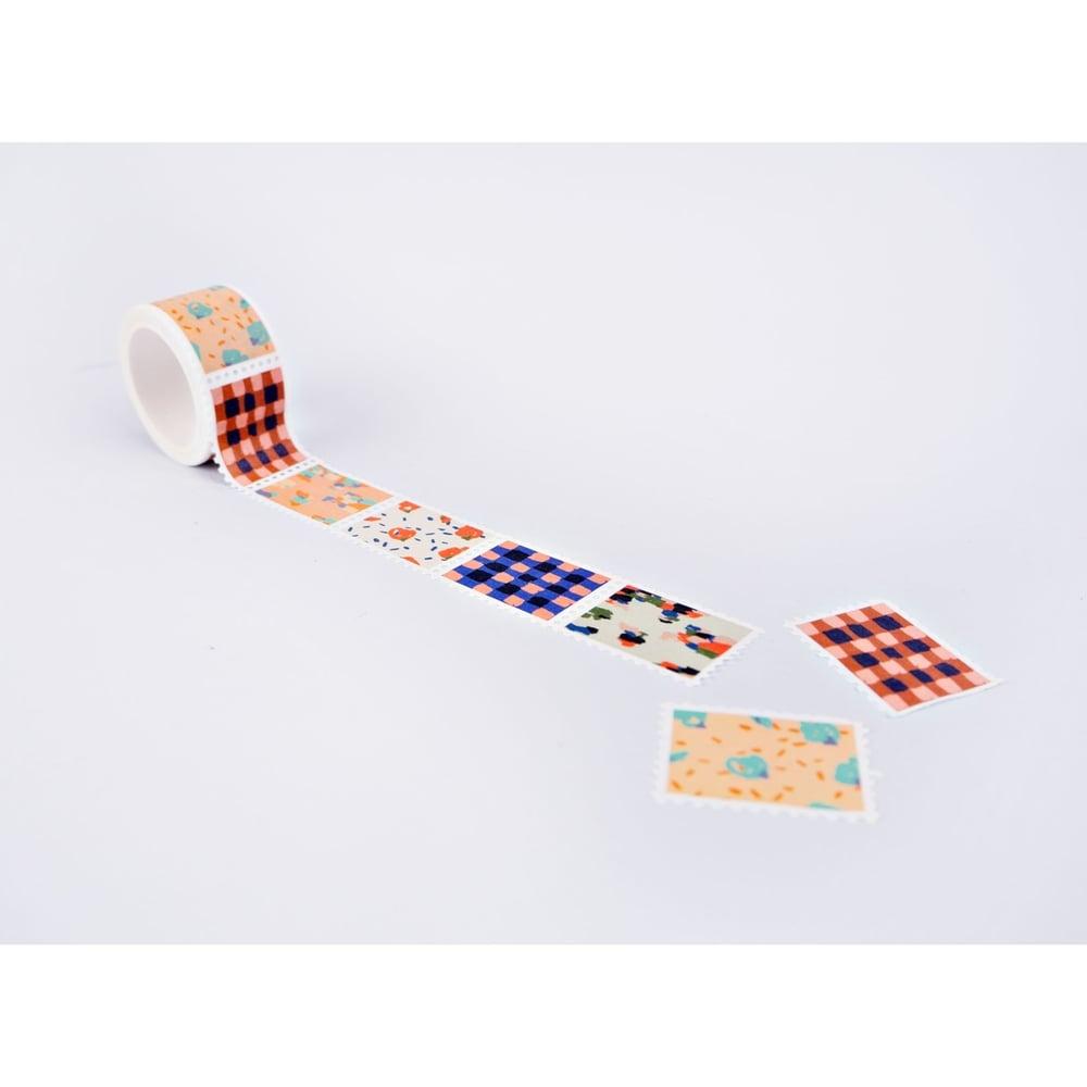 Image of Brush Mix Washi Tape