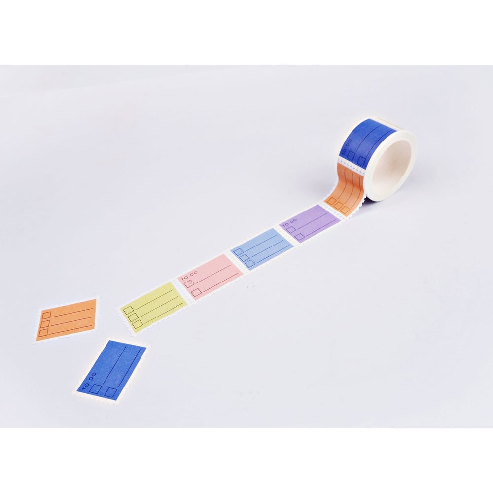 Image of To Do Pastels Washi Tape