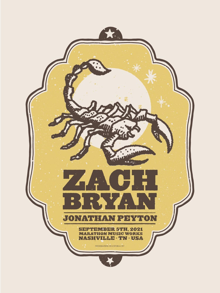 Image of Zach Bryan - Nashville 2021
